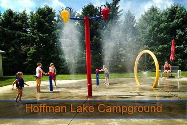 Hoffman Lake Campground Indiana