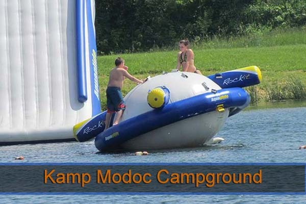 Kamp Modoc Campground Indiana