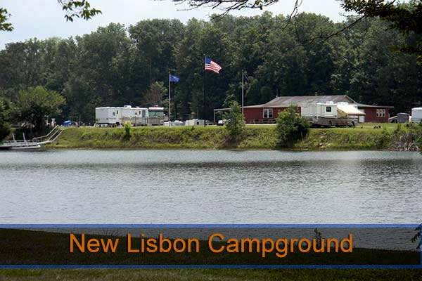 New Lisbon Campground Indiana
