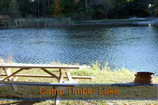 Camp Timber Lake Campground Indiana