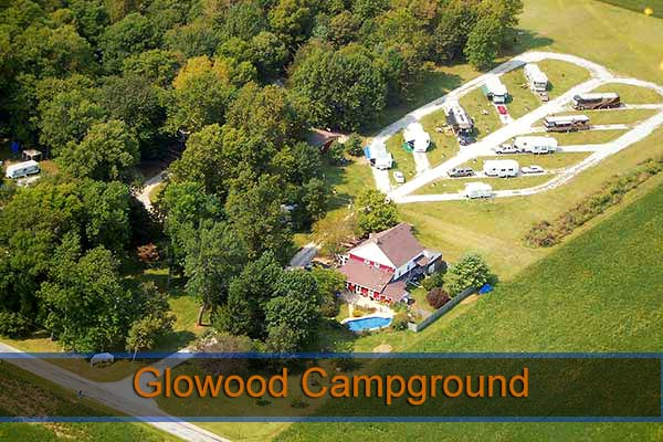 Glowood Campground Indiana