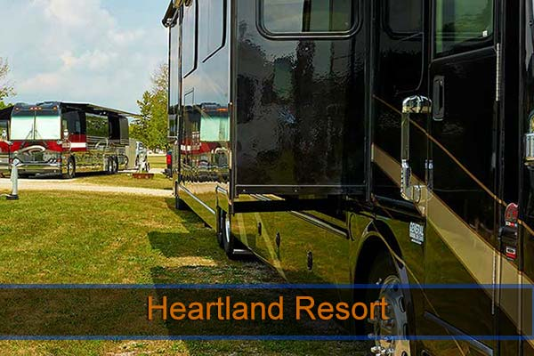 Heartland Resort RV Park  Indiana