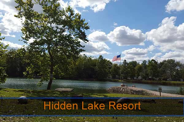 Hidden Lakes Resort Indiana
