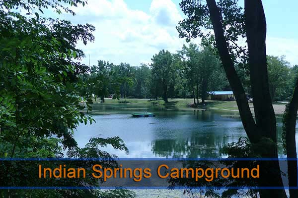 Indian Springs Campground Indiana