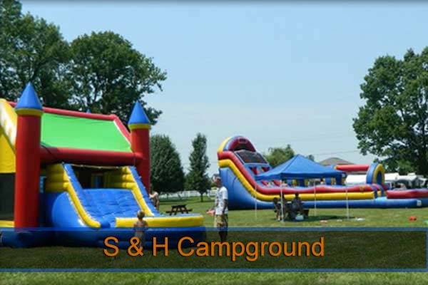 S & H  Campground  Indiana